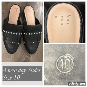 A • New• Day Slides